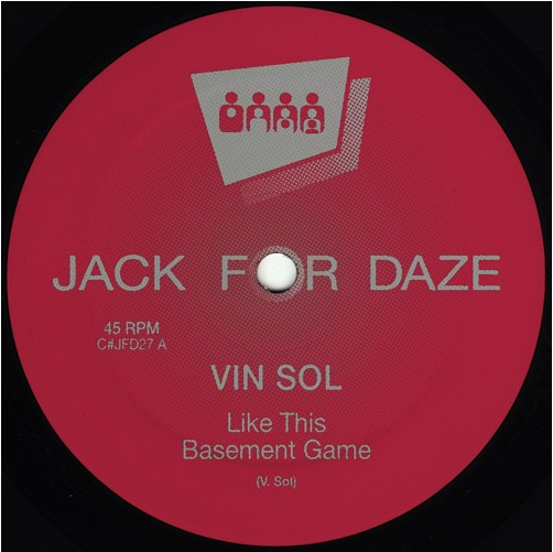 Vin Sol – Like This [CJFD27]
