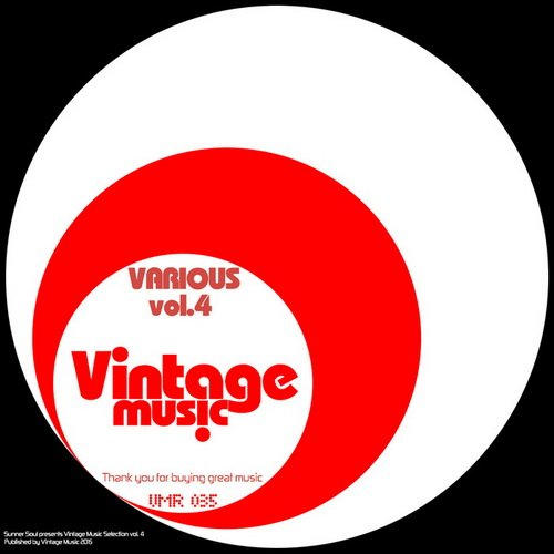 VA - Vintage Music Selection Vol. 4