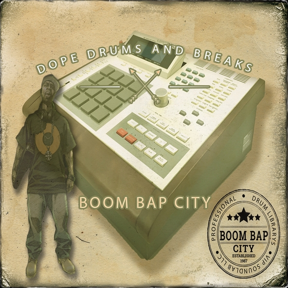Vip Soundlab Boom Bap City WAV Ni Mashine