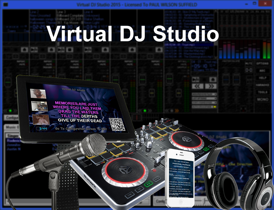 Virtual DJ Studio 2015 7.2.3