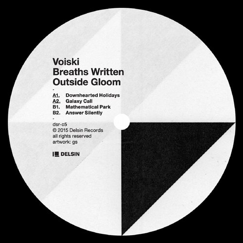 Voiski - Breaths Written Outside Gloom [DSRC5]