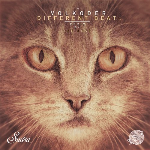 Volkoder - Different Beat EP [SUARA191]