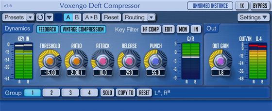 Voxengo Deft Compressor v1.6.1.Incl.Keygen WiN/MAC