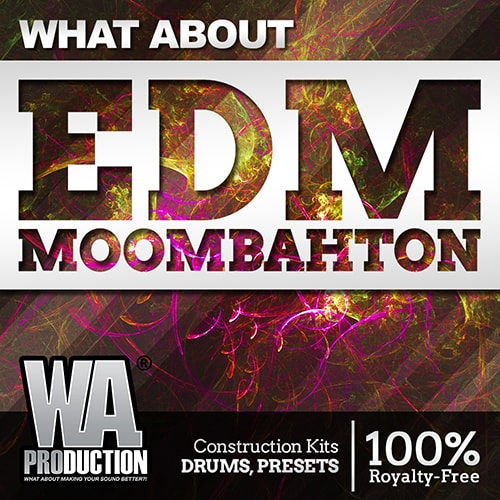 Wa production what about edm moombahton acid wav midi ld for Acid house production