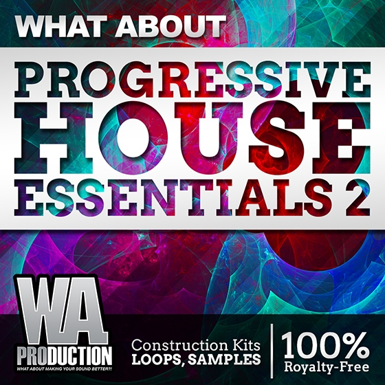 Wa production what about progressive house essentials 2 for Acid house production