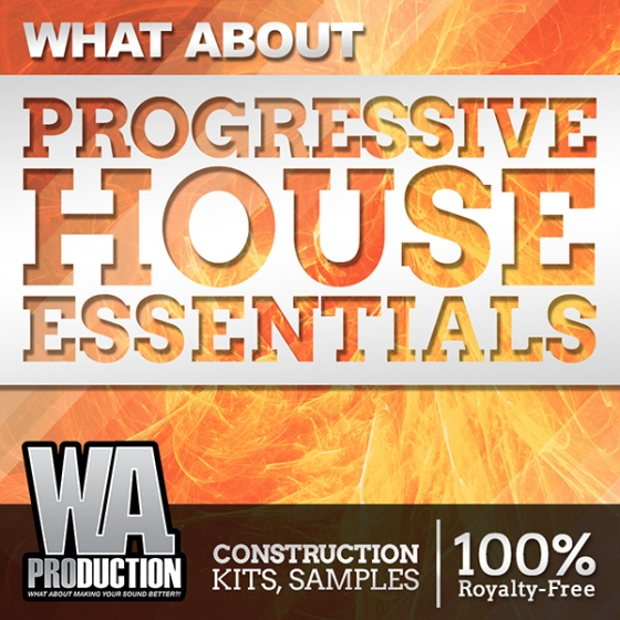 WA Production What About Progressive House Essentials ACiD WAV MiDi SYLENTH1 SPiRE PRESETS TUTORiAL FL STUDiO PROJECT