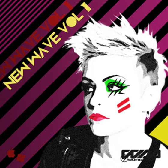 WaaSoundLab New Wave Vol.1 MULTiFORMAT