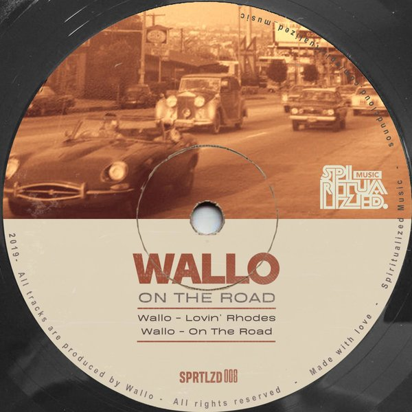 Wallo - ON THE ROAD EP [SPRTLZD008]
