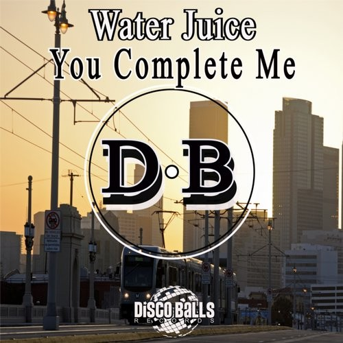 Water Juice - You Complete Me [DBR236]