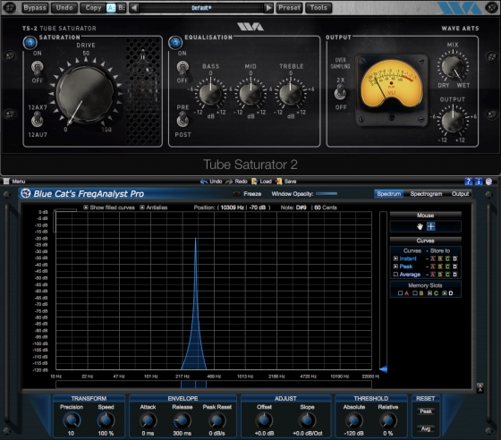 Wave Arts Tube Saturator v2.02 WIN VST-AudioUTOPiA