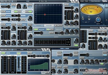 Wavearts Complete-Bundle v5.84 and v1.34 VST Cracked-Tracer