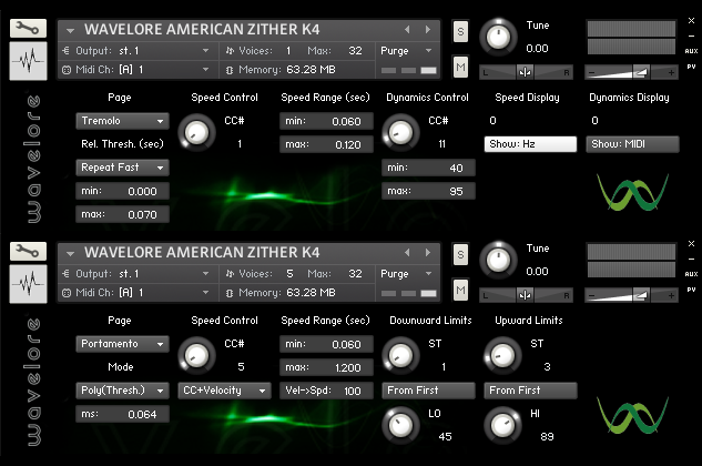 Wavelore American Zither KONTAKT DVDR-DYNAMiCS