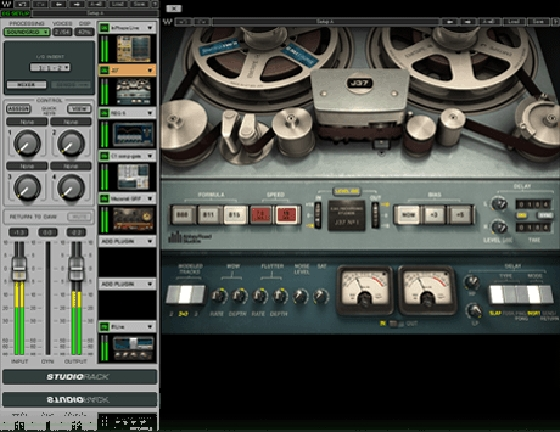 Waves SoundGrid And Native Applications v9r11-R2R