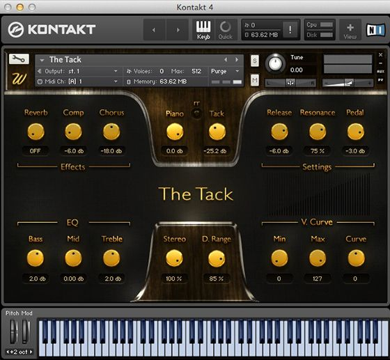 Wavesfactory The Tack KONTAKT
