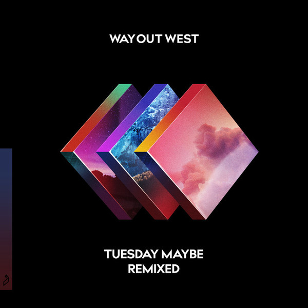Way Out West - Tuesday Maybe (Remixed) [ANJCD054RBD]