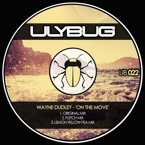 Wayne Dudley - On The Move [UB 022]