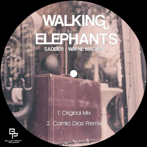 Wayne Madiedo, Sadder – Walking Elephants [BPR138]
