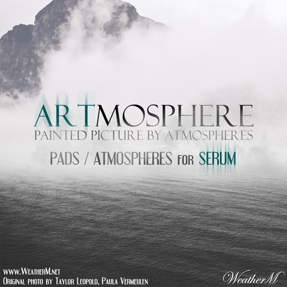 WeatherM Artmosphere For XFER RECORDS SERUM FXP