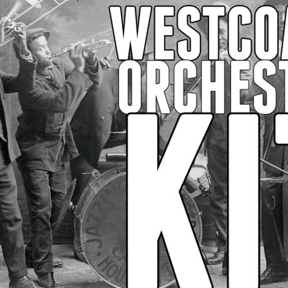 West Coast Orchestra Traumah Loops WAV