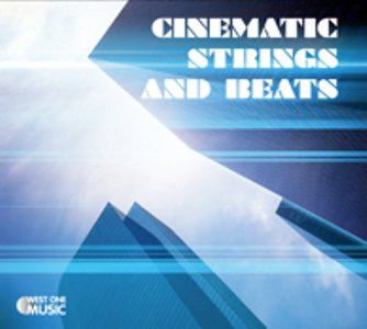 West One Cinematic Strings & Beats CDDA SCD-BNT
