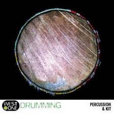 West One Drumming Percussion & Kit CDDA-SynthX