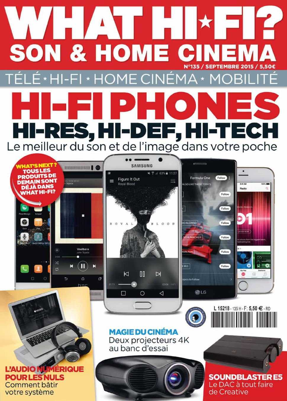 What Hi-Fi Septembre 2015