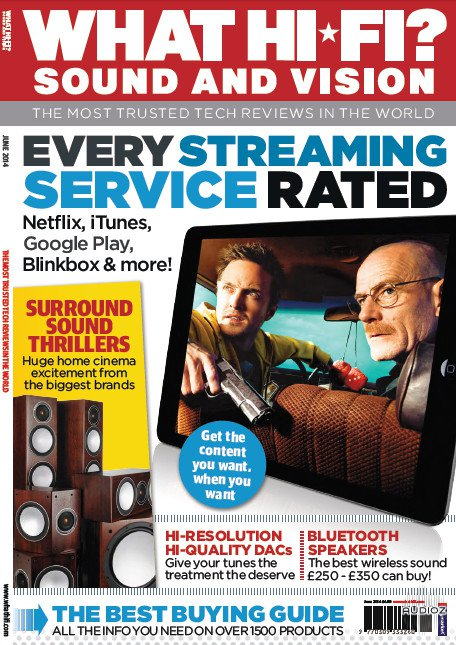 What Hi-Fi Sound And Vision UK June 2014
