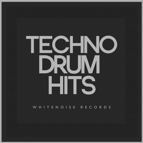 Whitenoise Records Techno Drum Hits