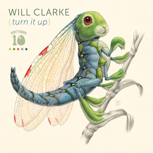 Will Clarke - Turn It Up [DB128]
