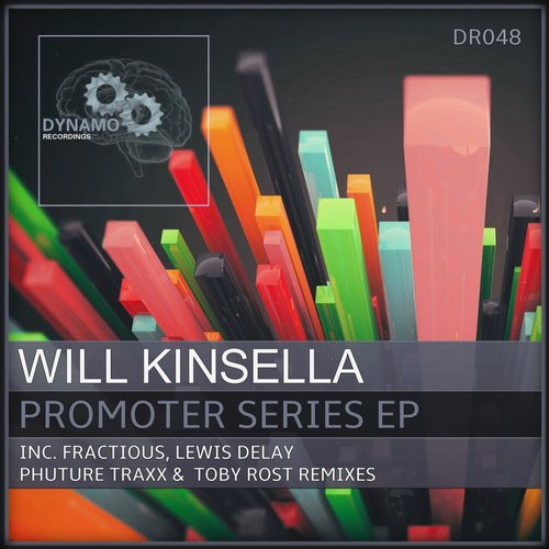 Will Kinsella - Promoter Series EP [DR048]