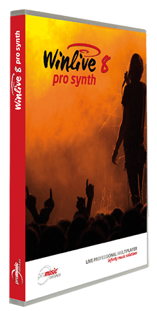 WinLive Pro Synth v8.0.00 Multilingual WiN