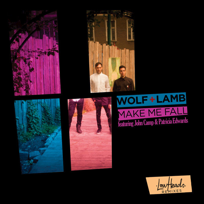 Wolf + Lamb – Make Me Fall (Lowheads Remixes) [WLM74]