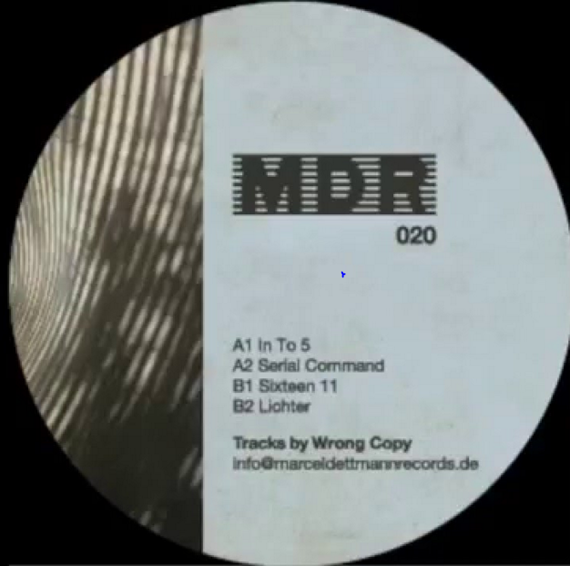 Wrong Copy – In To 5 [MDR020]
