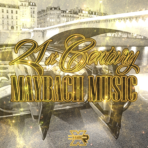 X-R Audio 21st Century Maybach Music ACID WAV-KRock