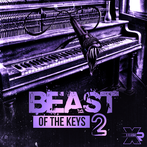 X-R Audio Beast Of The Keys 2 FLP MIDI WAV