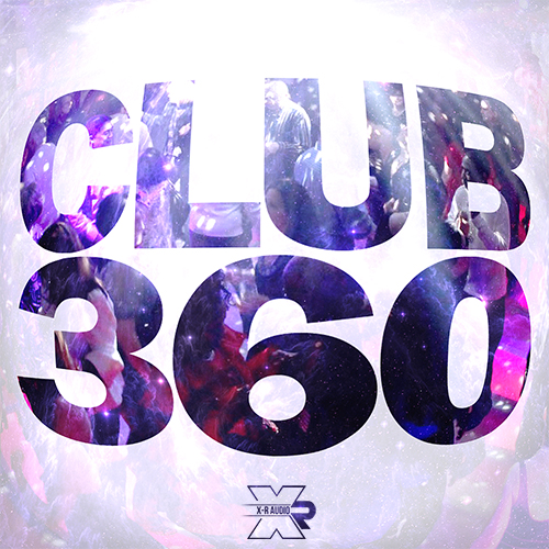 X-R Audio Club 360 ACID WAV MiDi-KRock