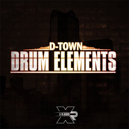 X-R Audio Dirty South Drum Elements FLP MIDI WAV