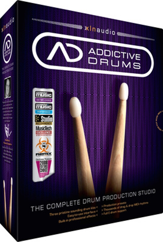 XLN Audio Addictive Drums 2 V2 1 5 to 2 1 6 WiN