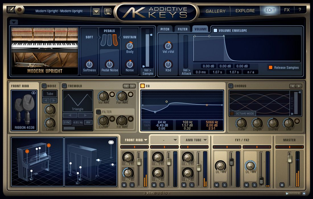 Xln audio addictive drums v1 1 1 keygen only air