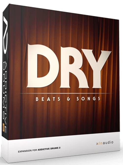 Xln audio dry beats and songs midi pak r2r for House music midi