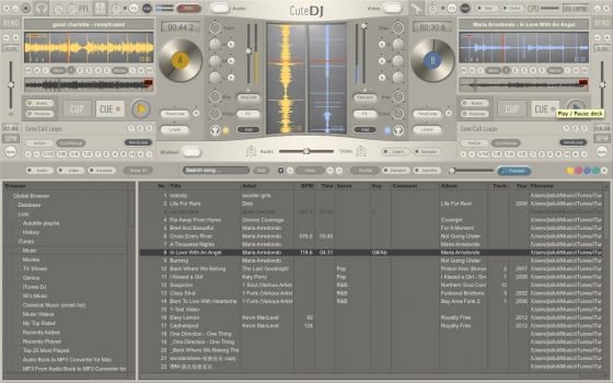 XYLIO CuteDJ v4.3.1 Incl.Keygen WiN/MAC-R2R