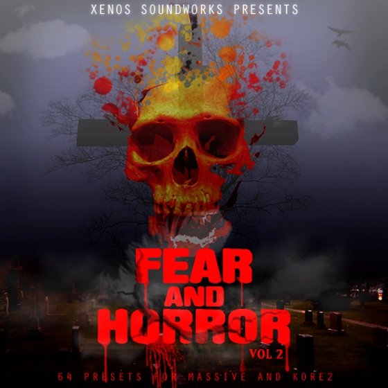 Xenos Soundworks Fear And Horror Vol 2 For Ni MASSiVE NSMV KSD