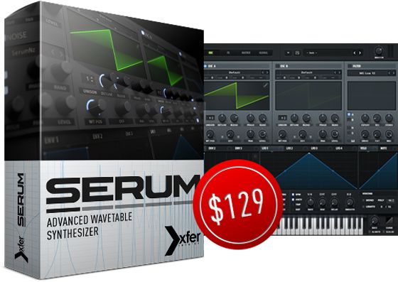 Xfer Records Serum v1.0.9.b2 Incl.SerumFX UPDATE VST AAX WiN X86 X64
