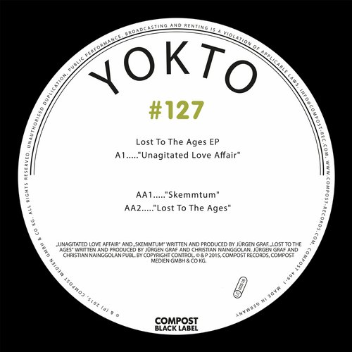 YOKTO - Compost Black Label #127 [CPT4691]