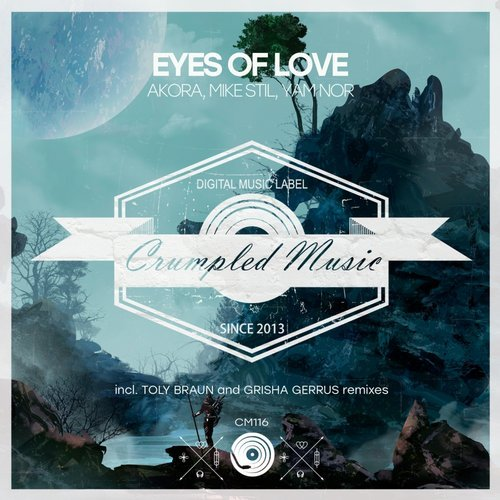 Yam Nor, Mike Stil, Akora - Eyes Of Love [CM116]