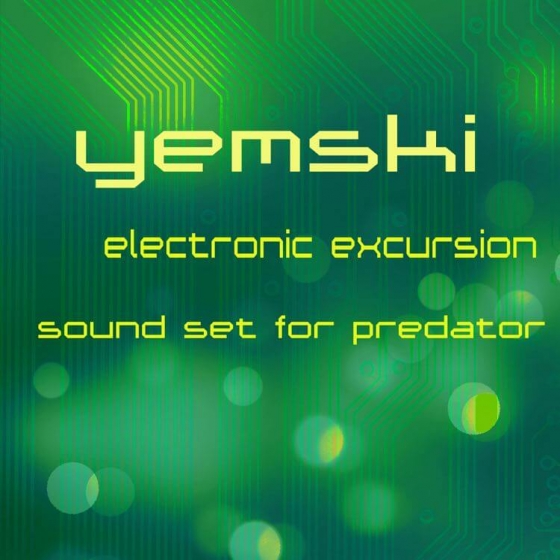 Yemski Electronic Excursion For ROB PAPEN PREDATOR FXB