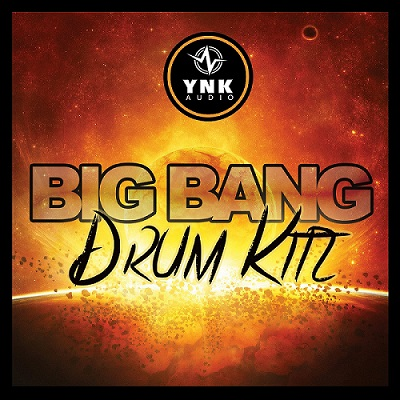 YnK Audio Big Bang Drum Kitz
