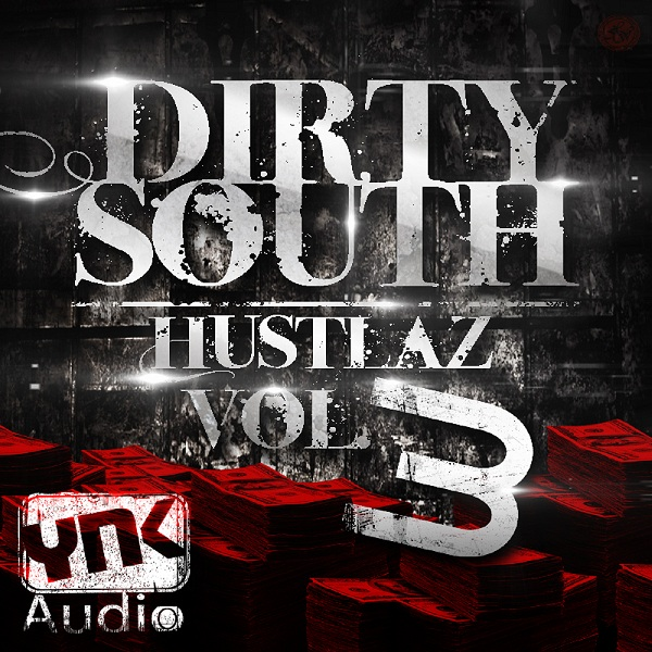 YnK Audio Dirty South Hustlaz Vol.3 ACID WAV REX AIFF-DISCOVER