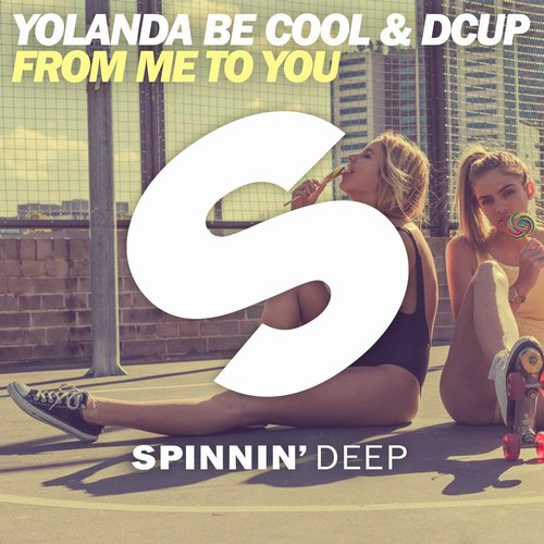 Yolanda Be Cool, Dcup - From Me To You [SPDEEP220]