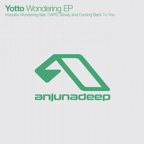 Yotto - Wondering [ANJDEE237D]